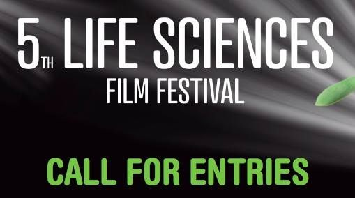 5th Life Sciences Film Festival has started accepting film entries!