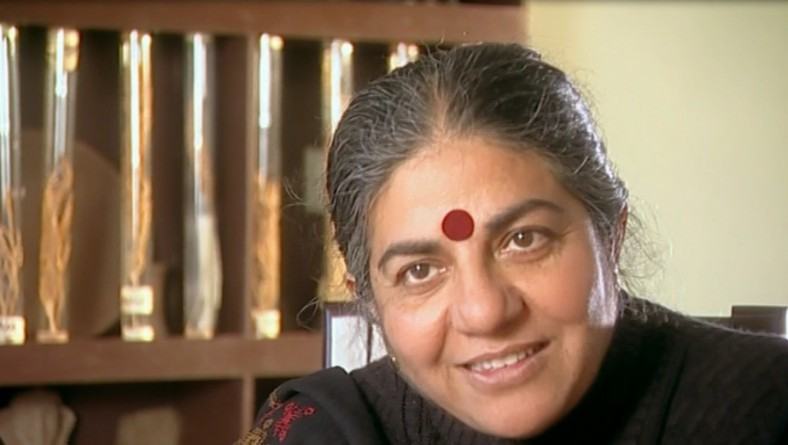 Vandana Shiva: Seeds and Seedmultinationals