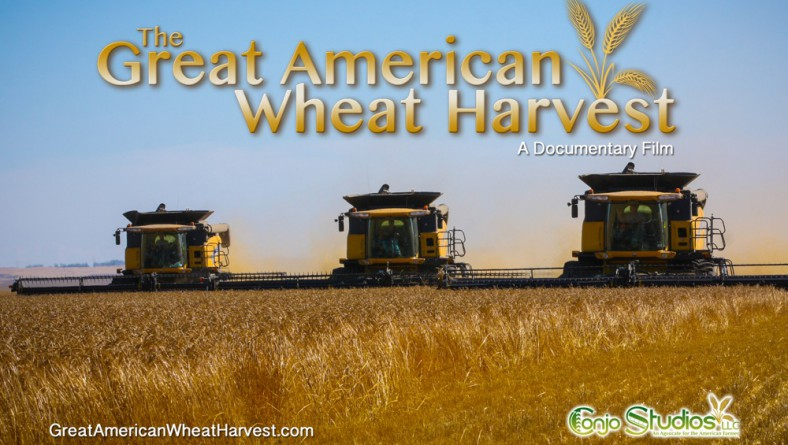 The Great American Wheat Harvest