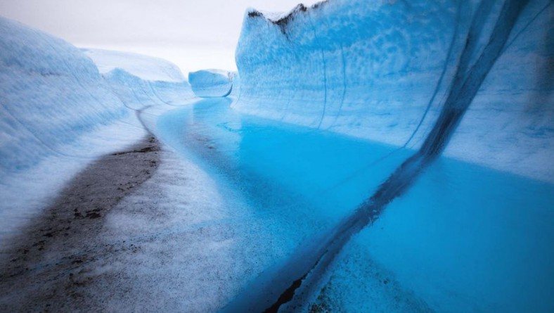 Planet Ice: Greenland, a Journey under the Ice