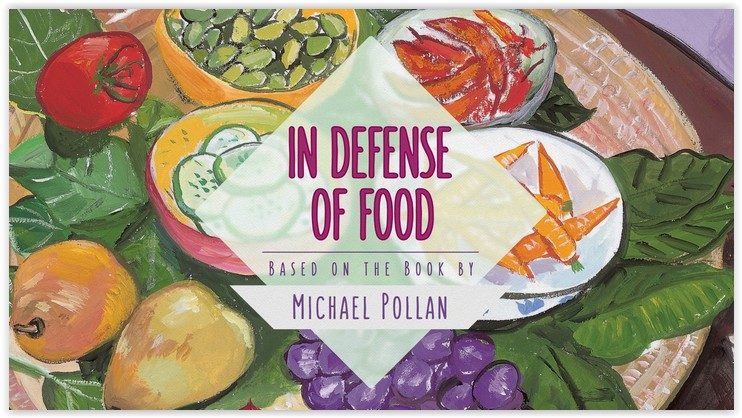 Michael Schwarz: In Defense of Food
