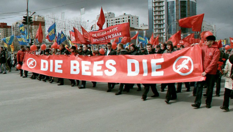 Death To All Bees!