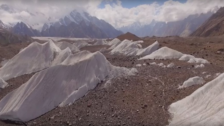 K2 with a Drone: The World High Altitude Record 2016!