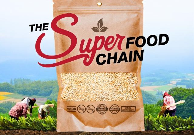 The Superfood Chain: How to Go Bankrupt because of Oprah Winfrey